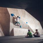 45Grad-Boulderhalle in Rostock
