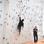 Kletterwände, Kletterhallen und Bouldern in und um Rostock