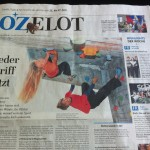 Der OZelot berichtet über das Klettern in Rostock