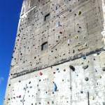 Bunker Kletterwand Rostock