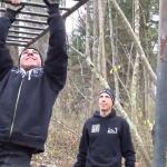 Bodybuilder gegen Kletterer – Wer ist stärker?