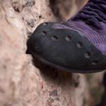 Kletterschule: Fußtechnik