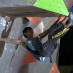Die krassesten Züge des Boulder World Cups 2013
