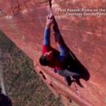 Free Solo Klettern: Alex Honnold