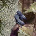 Jason Kehl bouldert in Squamish