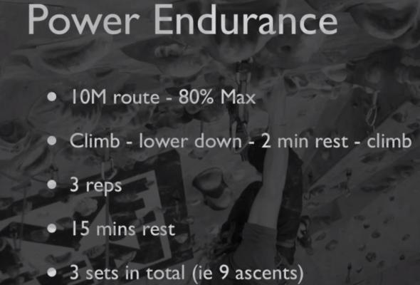 Kraftausdauer beim Klettern steigern – so gehts