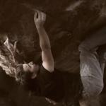 Jason Kehl bouldert Hand of Time