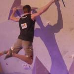 Jan Hojer und Juliane Wurm dominieren 2. Deutschen Bouldercup